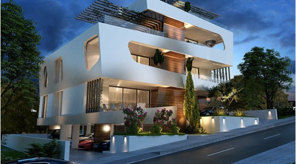 Luxury Real Estate in Cyprus by the Sea