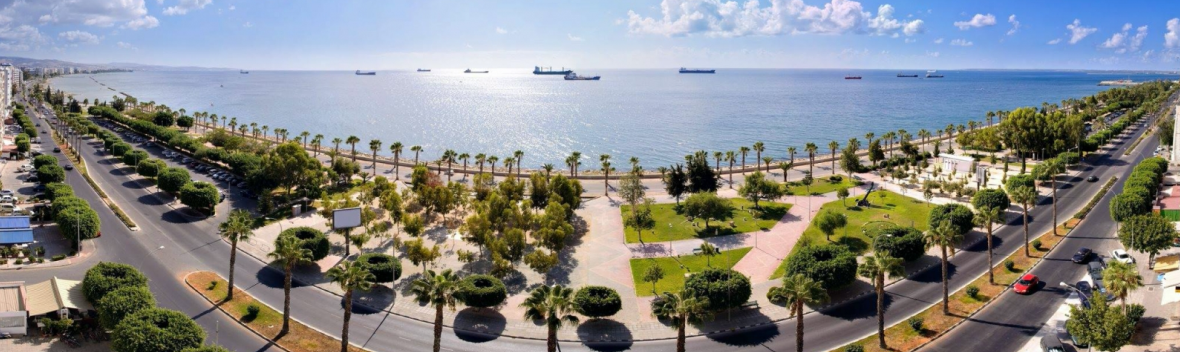 Why are most investment projects implemented in Limassol?