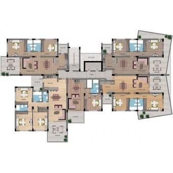 City Terrace: Апартаменты 101