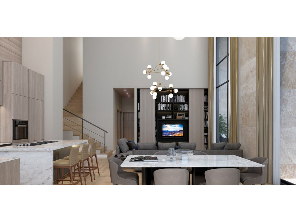 Dream Tower: Apartment 203