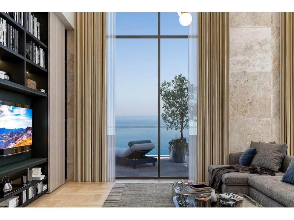 Dream Tower: Апартаменты 202