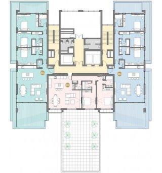 Dream Tower: Апартаменты 303