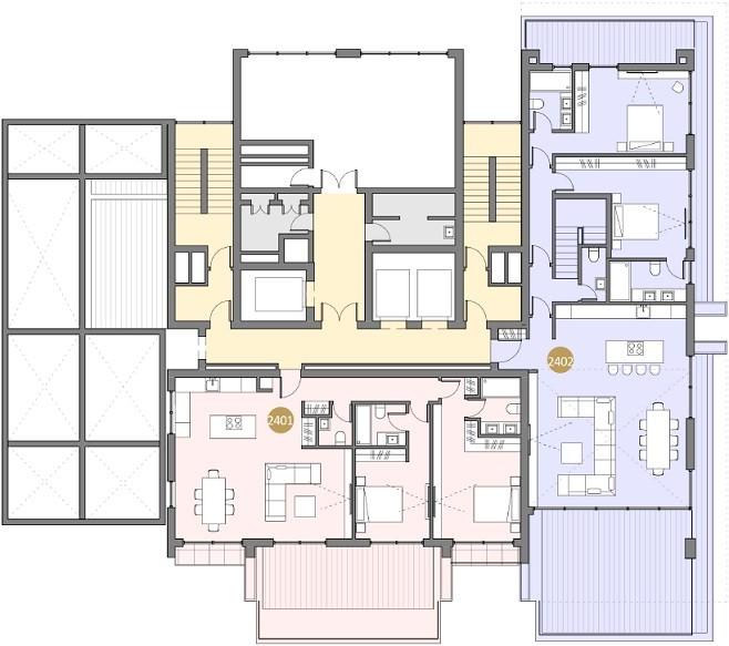 24 этаж