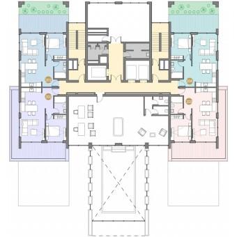 Dream Tower: Apartment 202