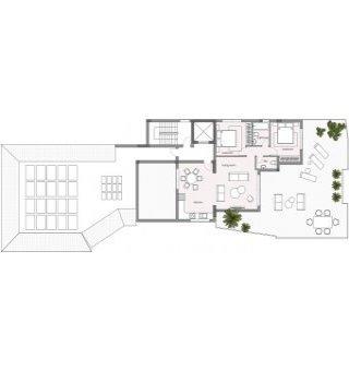 Evergreen Блок B:  Апартаменты 301