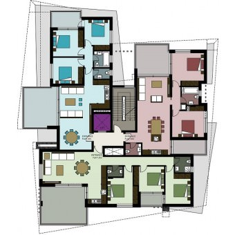 Venera Residences: Apartment 203